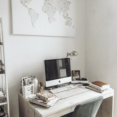 INSIDE THE OFFICE: MY WORKING SPACE
